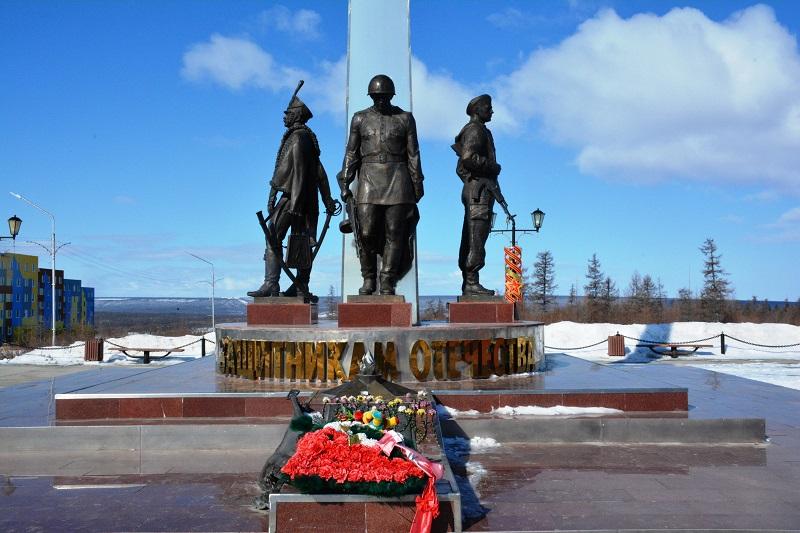 Воинские мемориалы Якутии